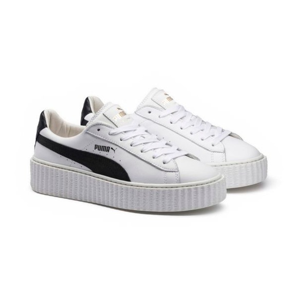 huge selection of d9d4d 811cb ⚡️FLASH SALE Fenty by Rihanna puma creepers ⚡️